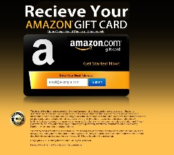 Receive Your AMAZON GIFT CARD