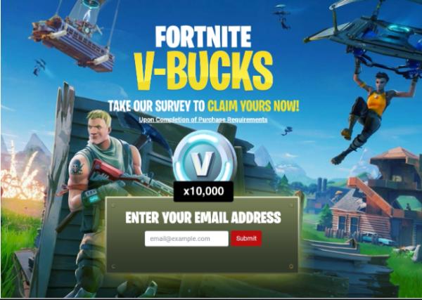 Get Fortnite Vbucks After You Take a Survey!