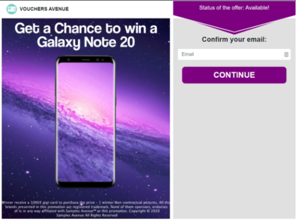 Get a Brand New Galaxy Note 20!