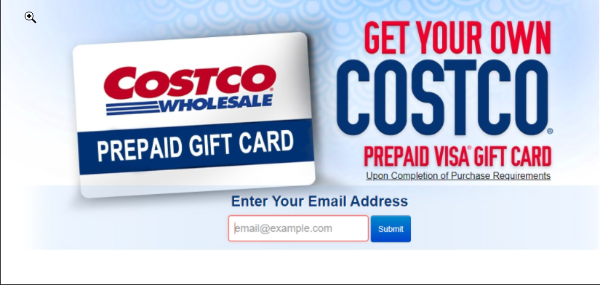 Get a Gift Card to Spend at Costco!