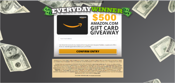 Get $500 to Spend at Amazon!