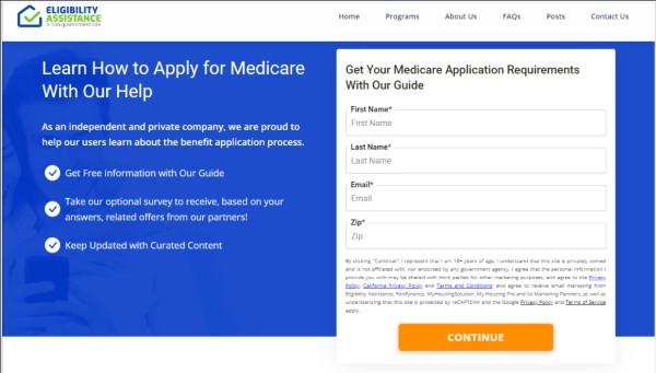 Get Medicare Assistance Now!