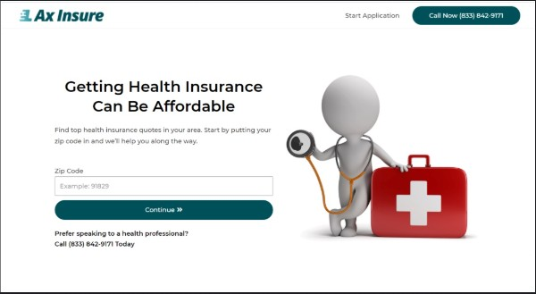 Protect Yourself With Health Insurance!